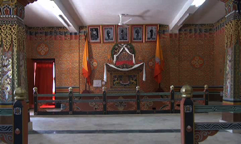 Life imprisonment to three for chorten vandalism