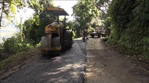 Maintenance of Sunkosh-Dagana road begins