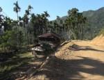 Phajidang-Sangla farm road connects Lepcha Community