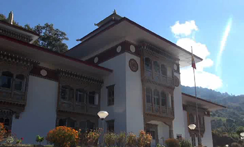 Three sentenced to life for chorten vandalism
