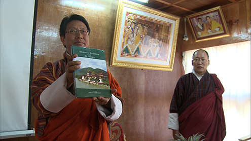 "Book titled ""Bhutanese Buddhism and Its Culture"" launched"