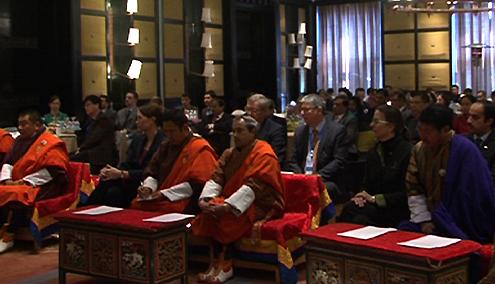 The Himalayan Third Pole Circle meeting begins