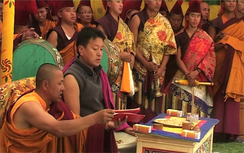 Three-day prayer ceremony concludes in Trashigang