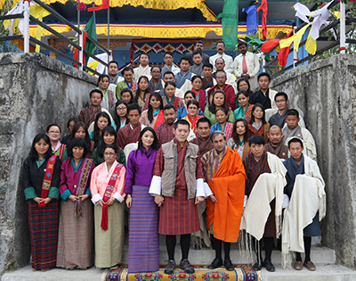 hm+teachers of Pasakha Chumigthang Middle Secondary School