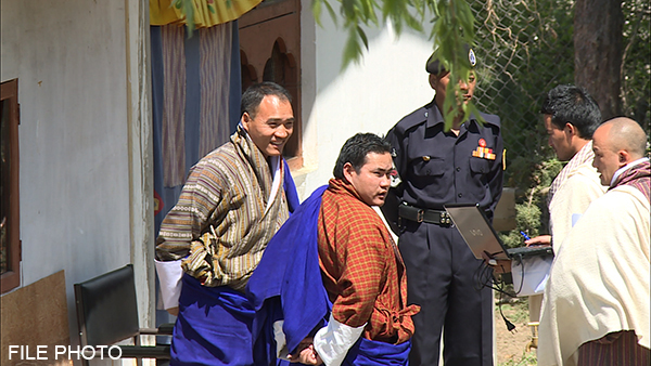 DPT wants to withdraw its case against Dasho Benji-