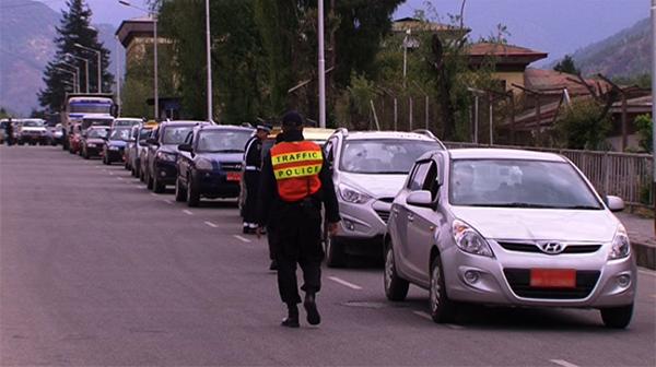 Stringent traffic monitoring continues- Zero Tolerance TRaffic