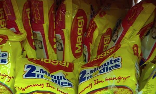 Maggi Noodles temporarily banned in Bhutan-