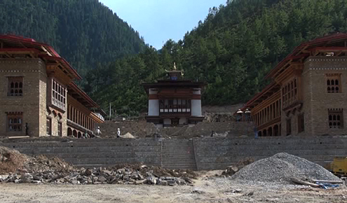 Project engineer of Lhakhang Karpo receives 2 and half years