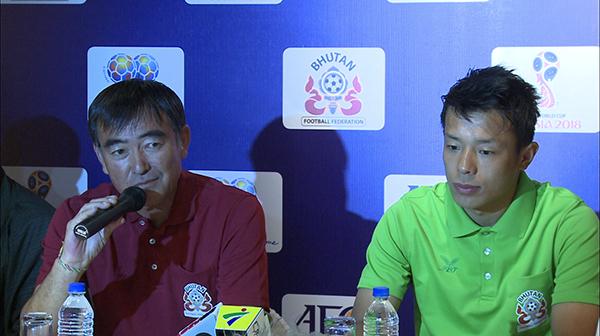 Team Bhutan will give their best- Bhutan's coach