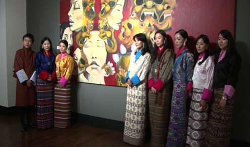"""Exhibition titled """"Faces"""" inaugurated-"""