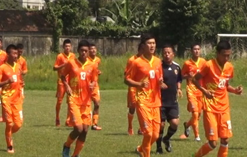 Bhutan U-19 team acclimatise in Bangladesh for AFC qualifiers