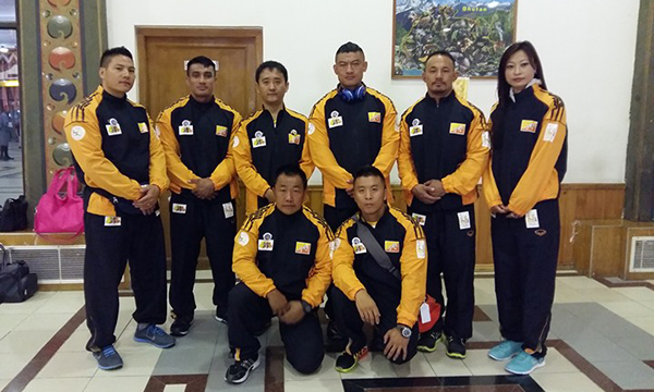 Four Bhutanese athletes to compete in Asian championship