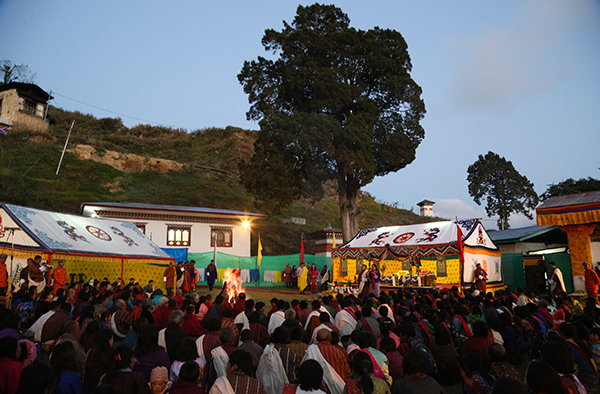 HM concludes Royal Tour to Chhukha-