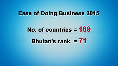Remarkable progress in ease of doing business