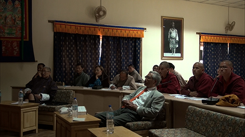Scholars meet to discuss Bhutanese book culture