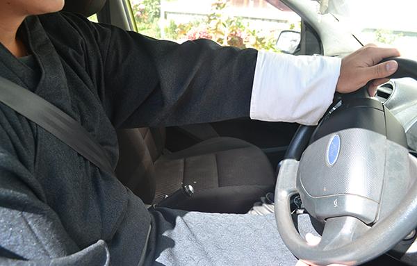 Seat belts- To wear or not wear