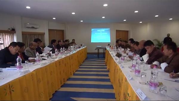 Bhutan-India representatives meet to decide border pillars reconstruction