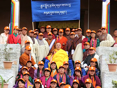 His Holiness graces International Day for Elimination of Violence against Women's celebration-
