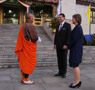 PM meets Ambassador of Germany-
