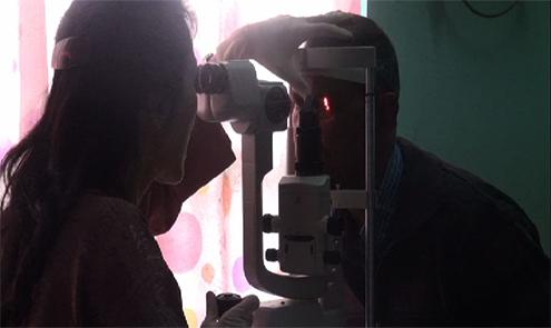 Cataract on the rise in Samtse