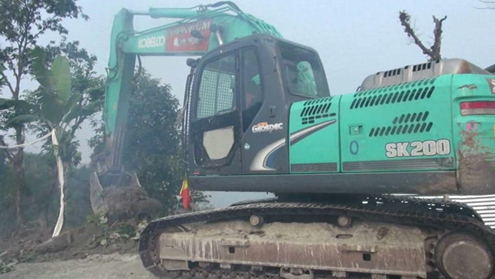 Construction of three farm roads begin in Samtse--