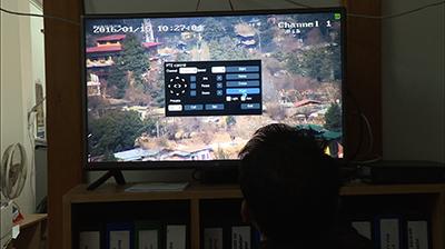 Installation of CCTV brings down illegal trash dumping--