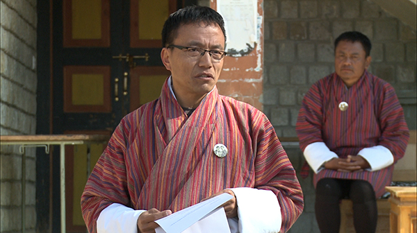Lone contestant for Thimphu Thrompon post promises another expressway