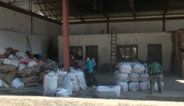 Private company tackles waste problem in Bumthang-