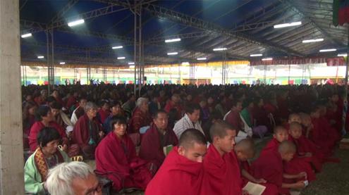 Samtse's Moenlam Chhenmo concludes--