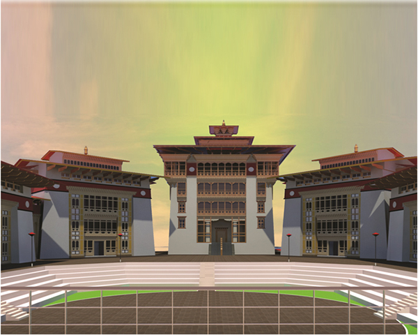 Construction of Pema Gatshel Dzong to be completed on time-