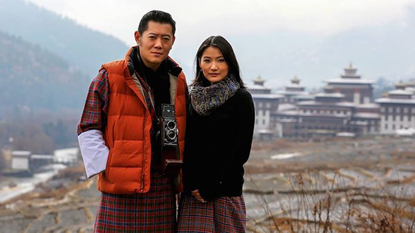 His Royal Highness The Gyalsey is Born