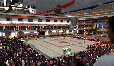 Three-day Tshechu ends in Trashigang--