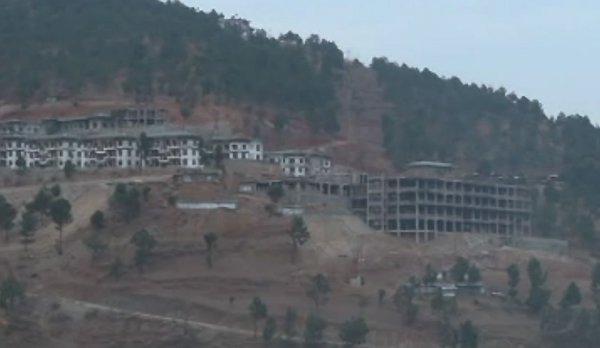 Ultramodern hospital's completion of Wangdue Phodrang delayed