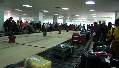 Paro Airport opens new airport terminal--