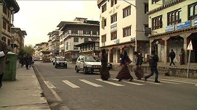 Use zebra crossings or get penalised starting October this year-