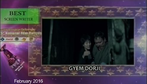 BFA to revoke best screen award given to Drukdra Lingpai Tashi