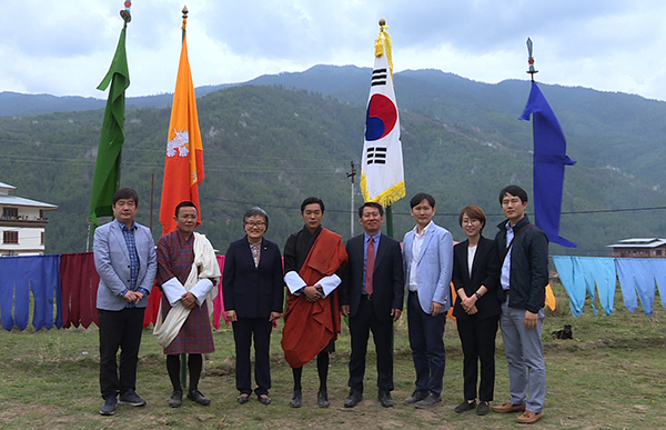 Multi-sports hall, worth US$ 600,000 to be constructed in Thimphu--