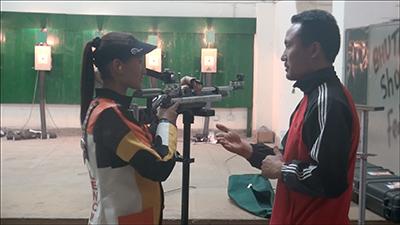 Shooting for Bhutan in Rio 2016 Olympics--