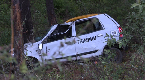 Two die in two separate accidents
