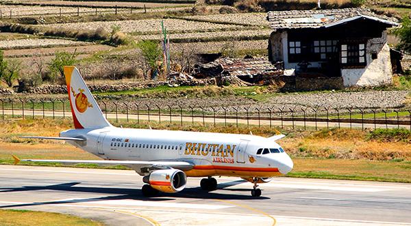BhutanAirlines-DomesticServicesToResumefrom2019