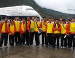 11 Bhutanese athletes leave for Russia-