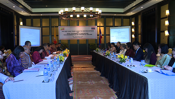 Bhutan and Thailand hold first committee meeting