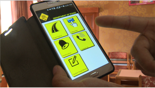 MoWHS launches road safety app
