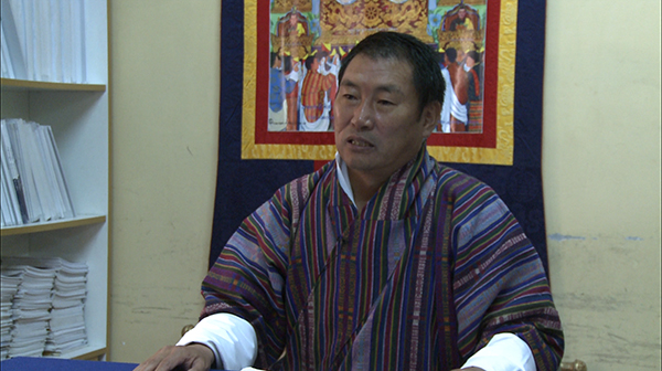 Opposition apologises for not being able to retain MP Kinga Tshering