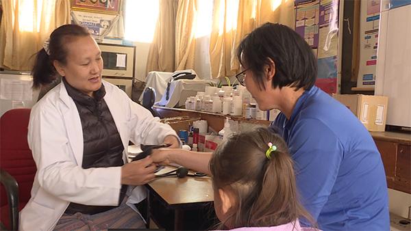 Parties Pledge To Improve Healthcare Sector Bbs Bbs