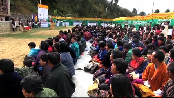 World Soil Day observed in Trongsa - BBS | BBS